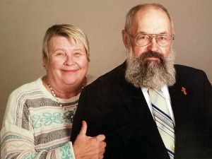 Joe Kittok, pictured with his wife, Jan, has been named the 2019 Delano Citizen of the Year by the General Federated Women's Club of Delano.