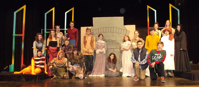 One-Act Play 2AA Subsection Contest Saturday in Delano | DHJ
