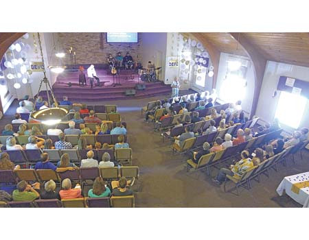 Delano Evangelical Free Church hosted a golden jubilee event June 4.